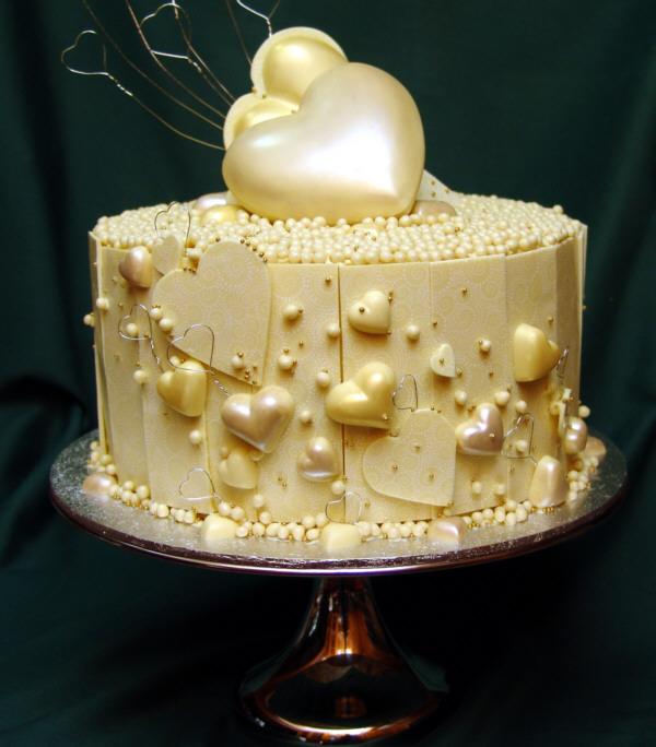 Wedding cake – white chocolate mudcake stack   choclartiste.com.au